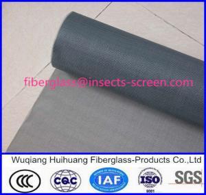 China fiberglass mosquito net for window and door on sale