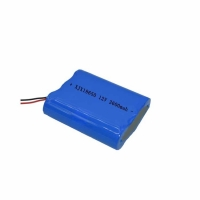 Buy cheap 18650 LG 12V 2600mAh 31.2Wh Lithium Ion Battery Pack product