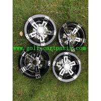 """Buy cheap Electric And Gas Golf Cart Parts 8inch Wheel Cover , Universal 8"""" Sport Wheel Cover product"""