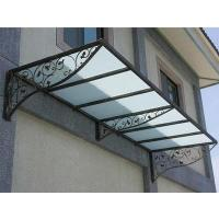 Buy cheap UV protection polycarbonate pc awning for sunshade from wholesalers