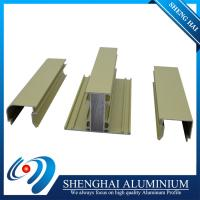Buy cheap Made in China Factory Price Anodized Color Aluminium Frame Profiles  for Ghana, Best Seller from wholesalers