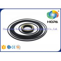 Buy cheap PC120-6 Oil Seal Kits Oil Resistance For Hydraulic Seal Parts , Black Color from wholesalers