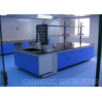 Buy cheap Chemical Cabinet Lab Bench Cabinets Lab Workbench Laboratory Furniture For Schools from wholesalers