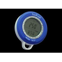 Buy cheap Outdoor barometer with altimeter, compass, thermometer SR108 from wholesalers