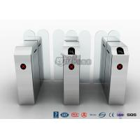 Buy cheap Barcode Cargo Door Waist Height Turnstiles , Electric Access Control Turnstile product