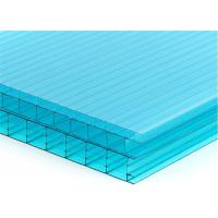 Buy cheap 8mm High Impact Twin - wall Polycarbonate Sheet  Sun Board Sheet Cover from wholesalers