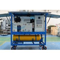 Buy cheap Multifunctional SF6 Gas Recovery and Purifying System from wholesalers