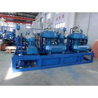 10000 L/H Biger Fuel Oil Water Separator Fuel And Water Separator