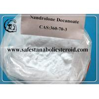 Buy cheap Professional Muscle Building Steroids Raw Testosterone Powder Nandrolone Decanoate Steroids from wholesalers