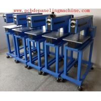Buy cheap Guillotine Type PCB Scoring Machine Gas Electric Light Weight from wholesalers