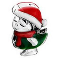 Buy cheap Beautiful Christmas bracelet charms metal beads for bracelets from wholesalers