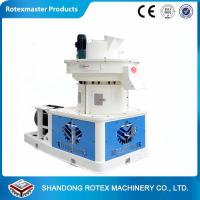 Buy cheap Rotex Master Ring Die Pellet Machine for Producing Biomass Pellets from wholesalers