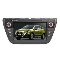 Buy cheap Touchscreen car monitors for SUZUKI with 8'' capacitiveTouchscreen /1080Phighresolution /3DdynamicUI product
