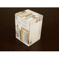 Buy cheap Gold / Silver Stamping Disposable Custom Paperboard Packaging Boxes ZY - PB03 from wholesalers