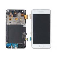 Buy cheap Samsung galaxy S2 ii i9100 LCD Touch Screen with Digitizer frame Assembly from wholesalers