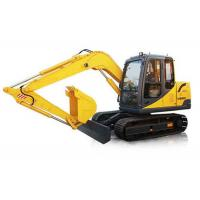 Buy cheap Compact Excavator Rental for Highway / Agricultural Land / Road Construction from wholesalers