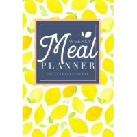Buy cheap Meal Custom Personal Planner With Grocery List / Recipe Cards / Trackers 52 Weeks from wholesalers