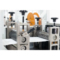 Buy cheap Low Failure Rate 0.8Mpa KN95 Face Mask Manufacturing Machine from wholesalers
