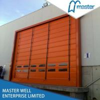 Buy cheap High speed stacking pvc door/ large size pvc fast stacking door for industrial use from wholesalers
