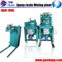 Buy cheap Epoxy resin gel forming machine Epoxy Resin Automatic Pressure Gelation Hydraulic Moulding Machine mixing plant from wholesalers