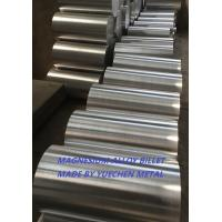 Buy cheap Extruded ZK60 magnesium alloy rod ZK60A-F magnesium alloy billet ASTM B107/B107M-13 ZK60A magnesium alloy bar tube pipe from wholesalers