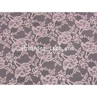 Mesh Flower Stretch Lace Fabric Nylon Spandex Materail Fashion Design SYD-0178