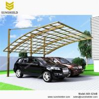 Buy cheap Aluminum Carport Canopy with 4m Height/A05-5256B/Gazebos & Canopies from wholesalers