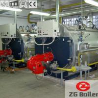 Buy cheap Price WNS Series Oil and Gas Fired Boilers in Textile Industry from wholesalers