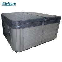 Buy cheap High R - Value Rectangle Charcoal Thermal Cover Vinyl Spa Hot Tub For Acrylic Spa For Backyard Leisure Spa from wholesalers