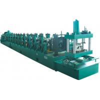 Buy cheap High Speed 0-25m/min 500mm Coil Width W Beam Guardrail Roll Forming Machine 10mpa Hydraulic Pressure from wholesalers