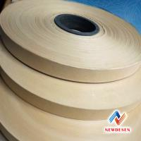 Buy cheap Electrical Insulation Cable Paper/brown Roll Brown Kraft Paper Tape from wholesalers