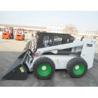Buy cheap Side Loading Skid Steer Loader Forklift Truck High Reliability For Narrow Aisle from wholesalers