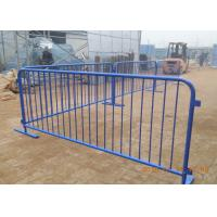 Buy cheap Stable Heavy Duty Crowd Control Barriers Melbourne For Directing Foot Traffic from wholesalers