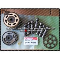 Buy cheap High Self Priming Capability Excavator Hydraulic Pump Parts Set Plate Piston Cylinder block  Komatsu PC200-5 / HPV90 from wholesalers