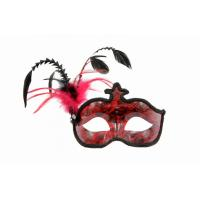Buy cheap Customized Christmas Ornament Face Mask , Charm Venetian Mask from wholesalers