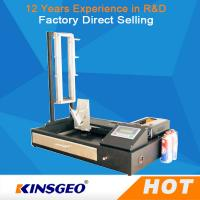 Buy cheap Safety Furniture Testing Machines White Black Color For Detect Fabric / Plush Toys from wholesalers
