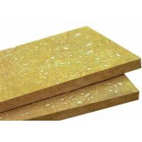 Buy cheap 100kg/m3 Rockwool Board Insulation / Thermal Sound Insulation FS-0678 from wholesalers