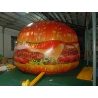 Buy cheap Inflatable giant advertising hamburge / inflatable product replica / giant promotion inflatables from wholesalers