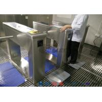 Buy cheap Access Control Tripod Turnstile Security Systems Gate Electronic With ESD System from wholesalers