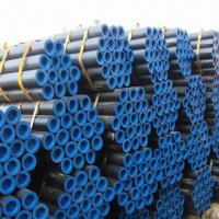 Buy cheap ASTM A53 Carbon Steel Pipes, Non-plating Tubes, Welded Hot-dipping Galvanized from wholesalers