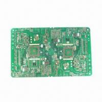 Buy cheap Lead-free Multilayer PCB with 1 to 22 Layers, UL Certified, RoHS Directive-compliant from wholesalers