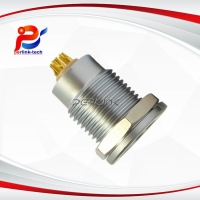 Buy cheap LEMO/ODU/FISCHER 5Pin Metal circular Push-Pull Cable IP54 Socket female Connector product