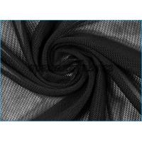 Buy cheap Black See Through DRI-TEK Performance Powernet Fabric for Cheerleading Cloth from wholesalers