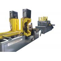 Buy cheap Transformer Corrugated Sheet Roll Forming Production Line Low Noise Easy To Use product