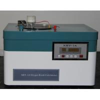 Buy cheap OXYGEN BOMB CALORIMETER XRY-1A from wholesalers