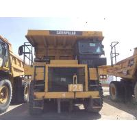 Buy cheap Caterpillar 773D dump truck for sale original USA 2009 CAT dumper located in china capacity 35m3 from wholesalers