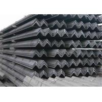 Buy cheap Hot Rolled Angle Structural Steel Sections Grade SS400 SS540 A36 A572 Gr50 product