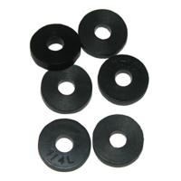 Buy cheap neoprene flat rubber gasket poron o-ring flat washers/silicone gaskets product