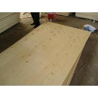 Buy cheap Pine Plywood  C+/C Grade from wholesalers