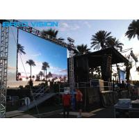 Buy cheap Outdoor Rental LED Display Stage Event Type P3.91 P4.81 500*500 500*1000 Panel for Live Show from wholesalers